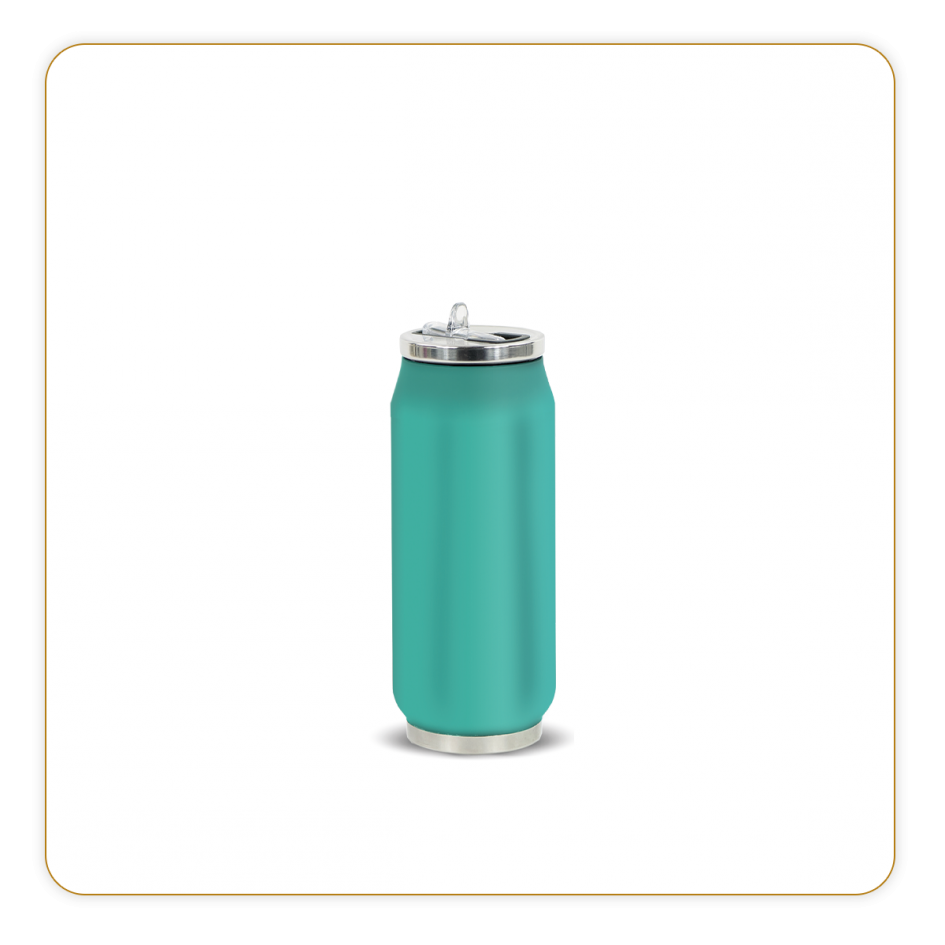 Cannette Isotherme Turquoise