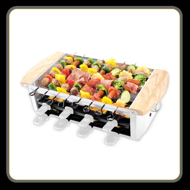 Raclette Little Balance Appareil à raclette 8 personnes