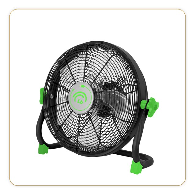 Ventilateur Pocket USB Green