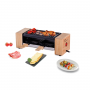 Raclette /grill Wood